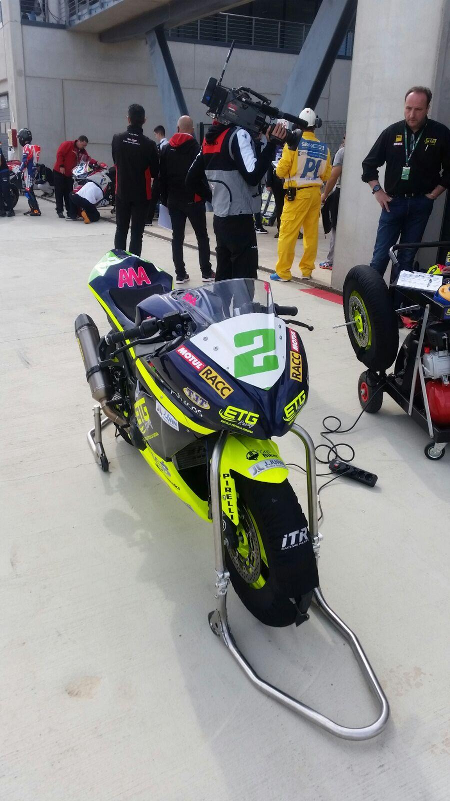 Superbikes Aragó