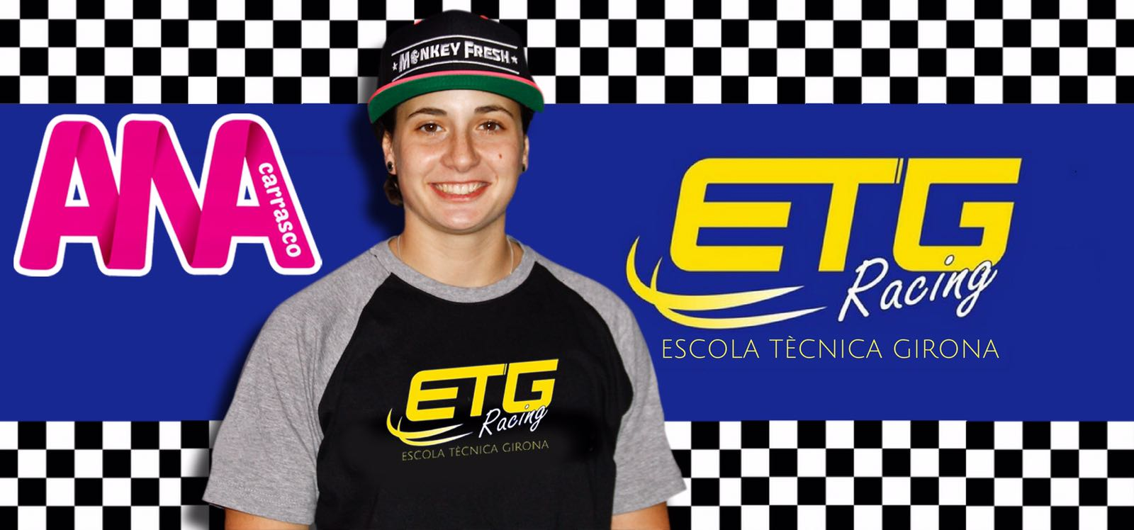 ANA CARRASCO correra con ETG Racing