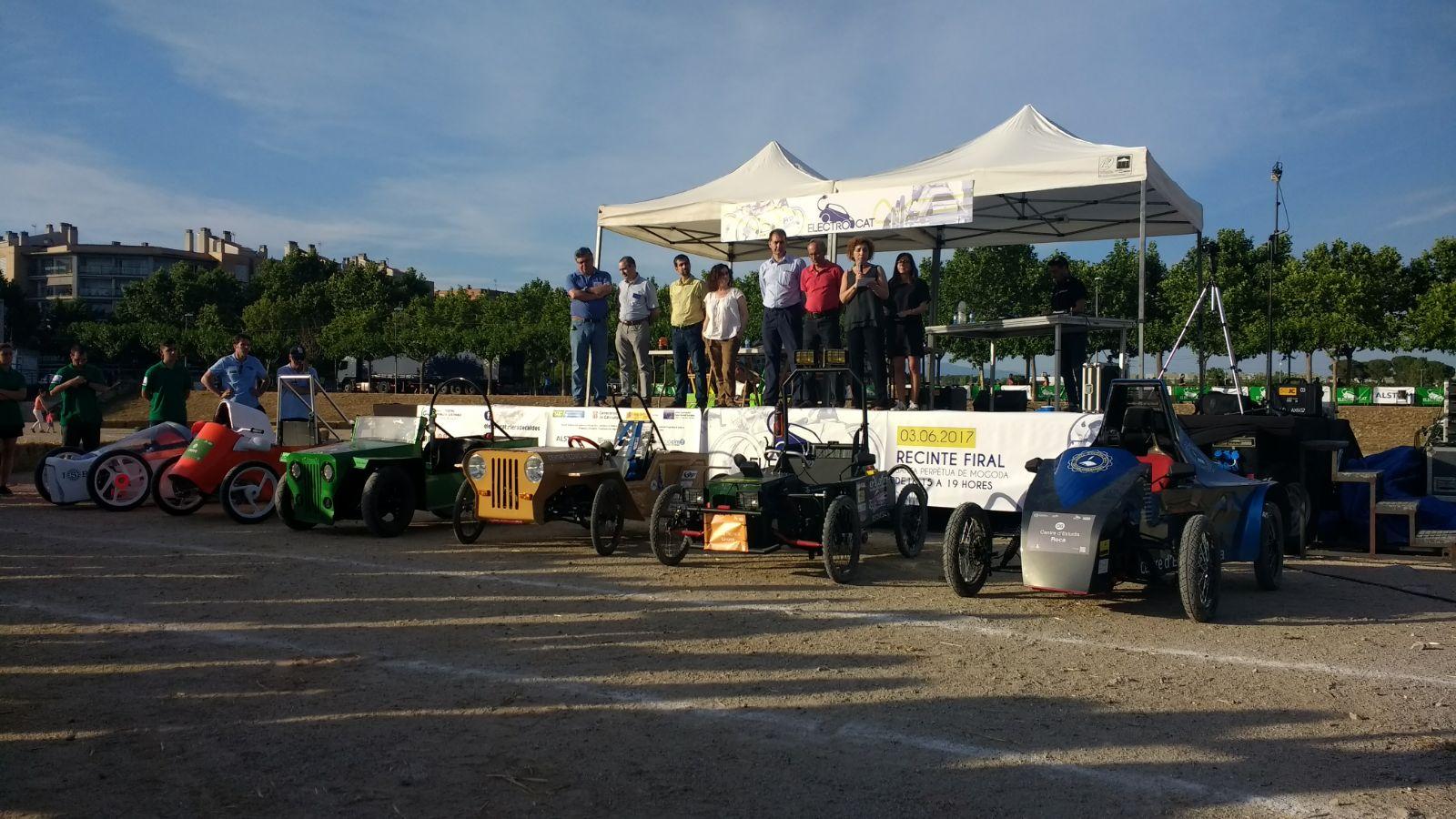 2na posició en el campionat de l'Electrocat