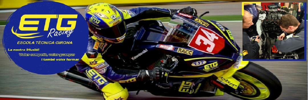 ETG Racing Mecànica de Competició Professional