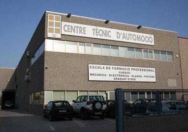 Bienvenido a CTA - Centre Tècnic d'Automoció en Figueres