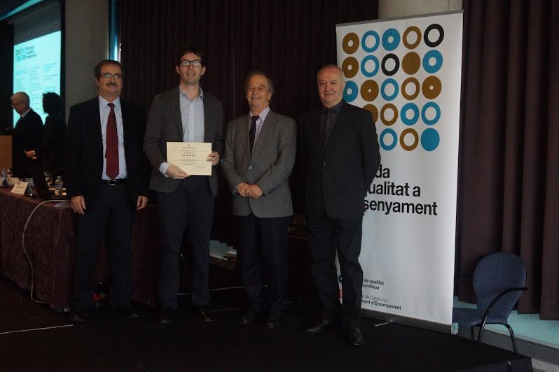 Ensenyament premia l'ESCOLA TÈCNICA GIRONA