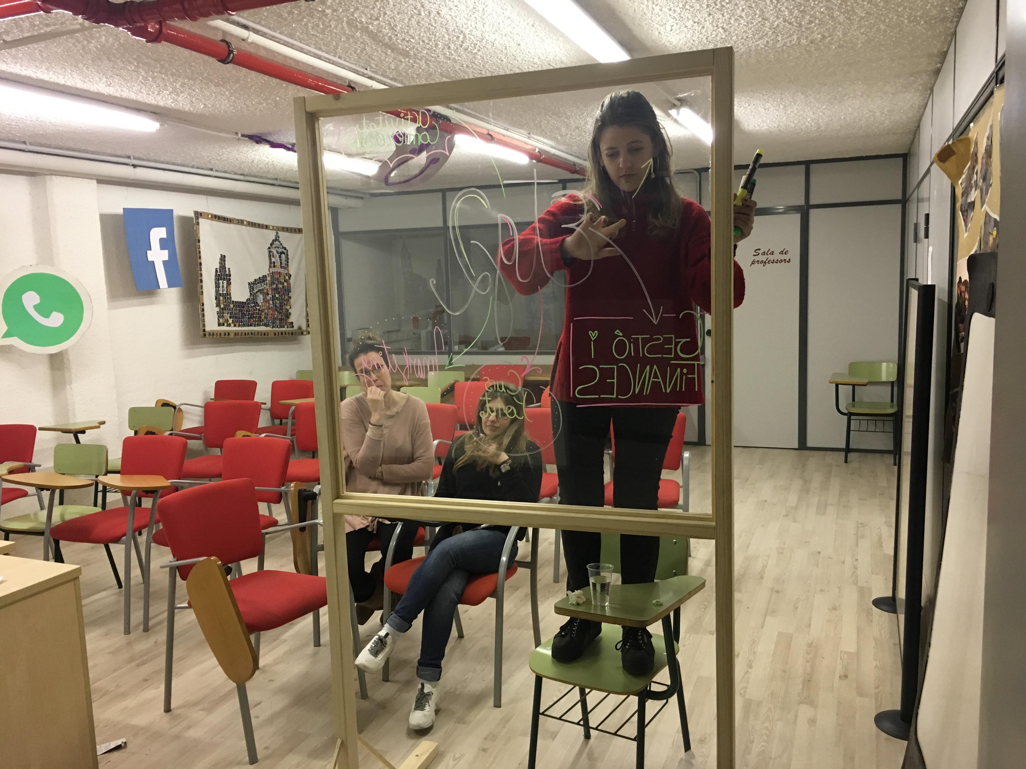 Nova participació de l'ETG en l'ExpoJove de Girona