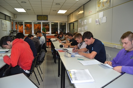 Exàmens per l'obtenció del Certificat Professional TRA