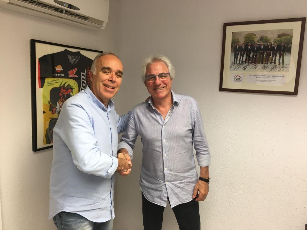 Acord entre ETG i la Federació Catalana de Motociclisme per la copa ETG