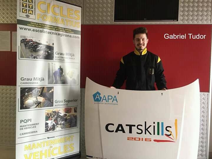 Els nostres alumnes, presents en el Catskills 2018