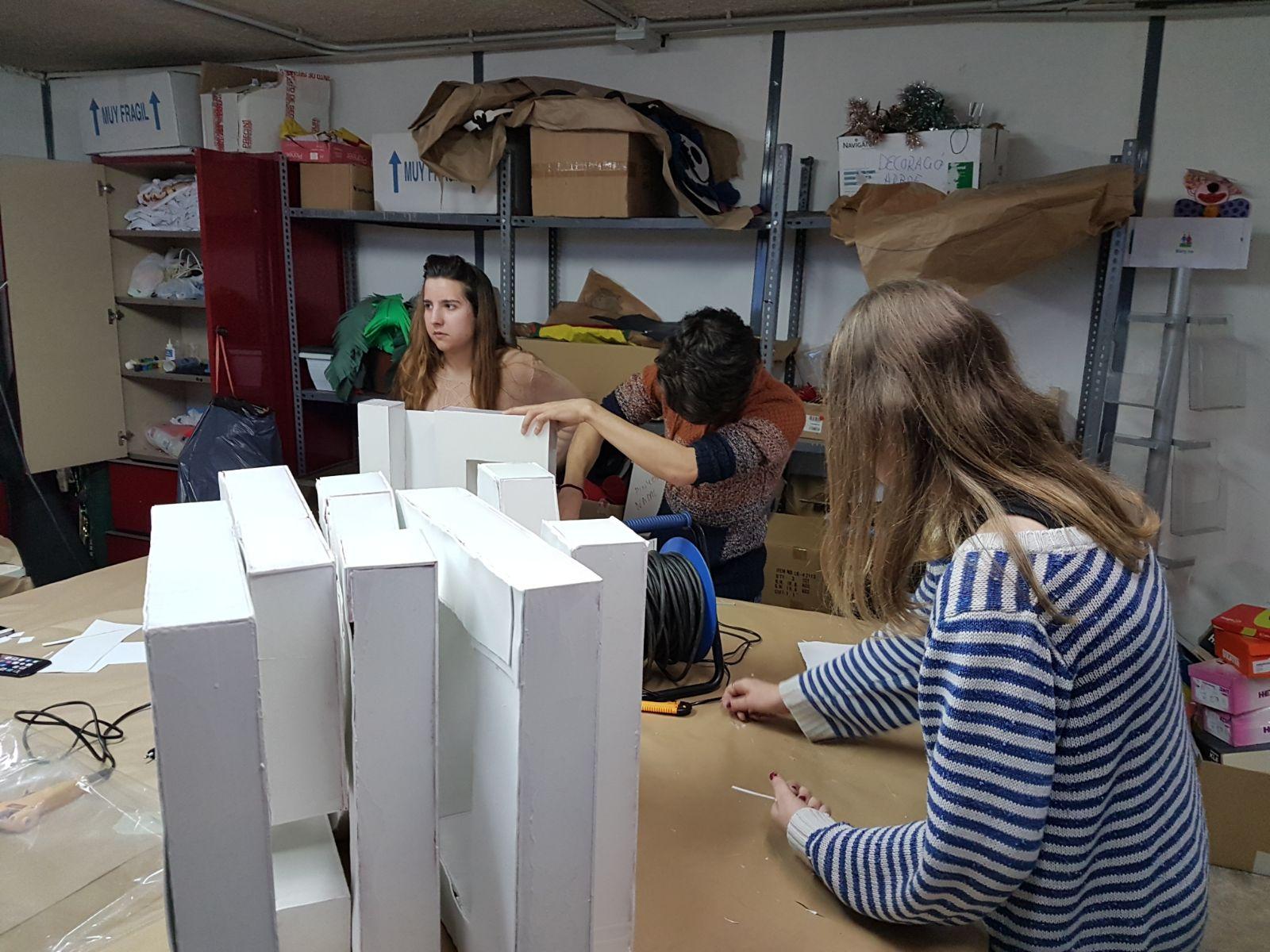 Escola Tècnica Girona, present a la Fira internacional d'empreses simulades