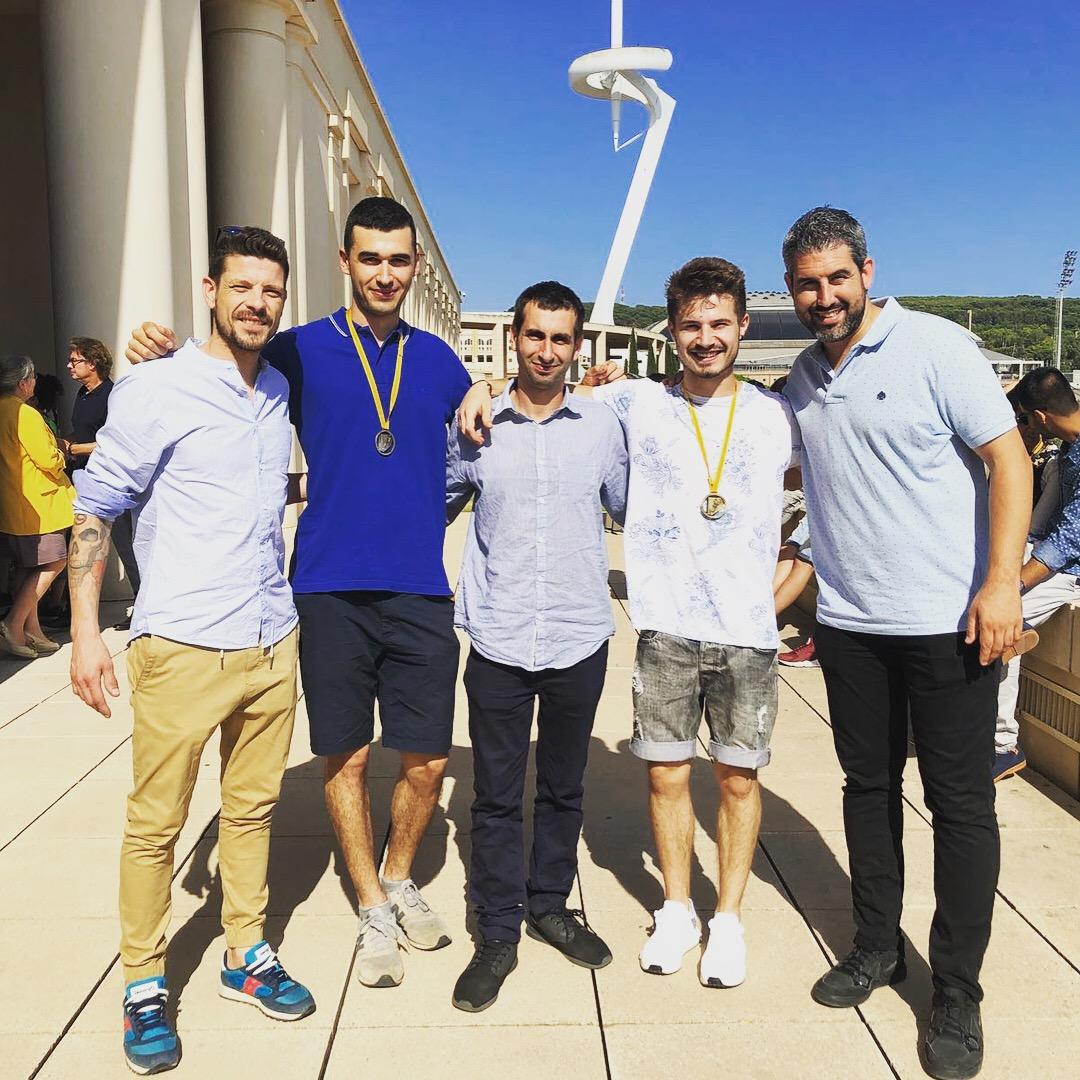 Ja tenim les medalles del Campionat de Catalunya del Catskills 2018